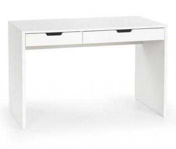 Białe biurko Eskimo B-1