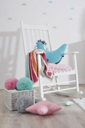 Fotel bujany Cosy