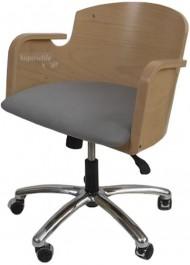 Krzesło Vincent Obrotowe Wood