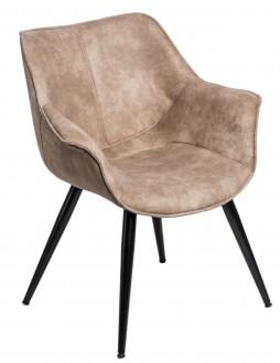 Tapicerowane krzesło Lord