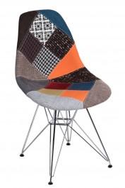 Krzesło P016 DSR Patchwork