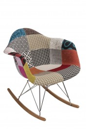 Krzesło P018 insp. RAR PatchWork kolorowy