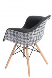 Krzesło P018W insp. DAW Pattern