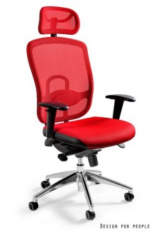 Fotel z zagłówkiem Vip kolor