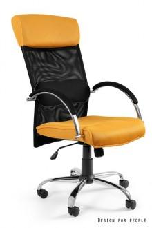 Fotel z oparciem z siatki Overcross kolor