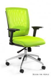 Fotel z regulowanym podparciem lędźwiowym Multi kolor