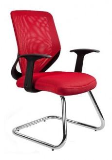 Krzesło konferencyjne Mobi Skid kolor