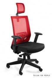 Krzesło obrotowe z zagłówkiem Nez kolor