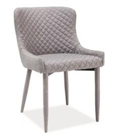 Wygodne krzesło Colin szary