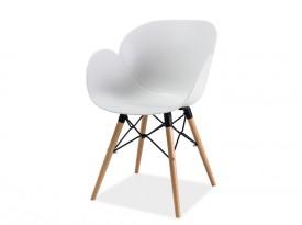 Krzesło z podłokietnikami Italo II