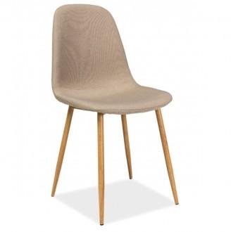 Krzesło do jadalni w stylu skandynawskim Fox