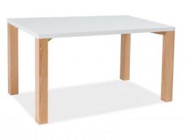 Stół z białym blatem Egon