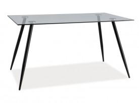Stół ze szklanym blatem Nino