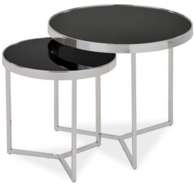 Zestaw dwóch stolików Delia II