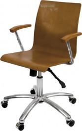 Krzesło Irys obrotowy B Wood
