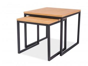 Zestaw dwóch stolików Largo Duo