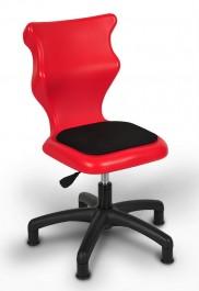 Krzesło szkolne obrotowe Twist Soft rozmiar 4 (133-159 cm)