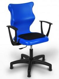 Szkolne krzesło obrotowe Twist Soft rozmiar 6 (159-188 cm)