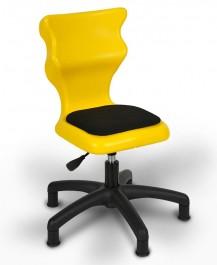 Szkolne krzesło obrotowe Twist Soft rozmiar 3 (119-142 cm)