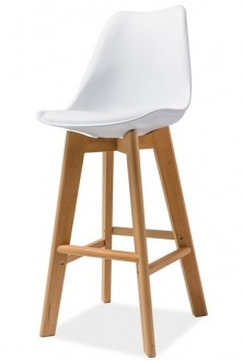 Hoker Kris H-1 na drewnianych nogach