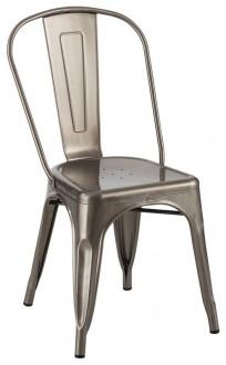 Metalowe krzesło Tower