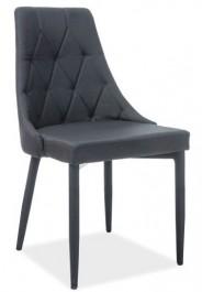 Komfortowe krzesło do jadalni Trix