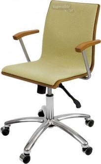 Krzesło Irys obrotowy B Wood NC