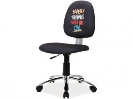 Młodzieżowe krzesło obrotowe Grafi 3