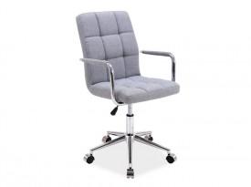Fotel biurowy obrotowy Q-022 tkanina