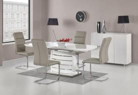 Lakierowany stół Onyx w wysokim połysku