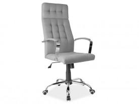 Pikowany fotel biurowy Q-136