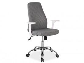 Obrotowy fotel gabinetowy Q-139