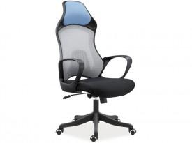 Wygodny fotel obrotowy Q-218