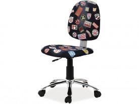 Krzesło obrotowe dla chłopca Zap 1