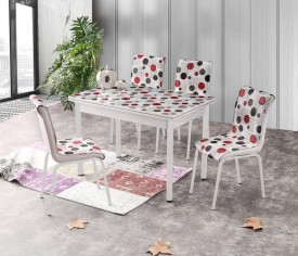 Stół Stanbul 4 z kolorowym blatem