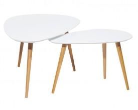 Zestaw dwóch stolików Tarros Duo