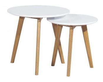 Zestaw dwóch stolików Slow duo