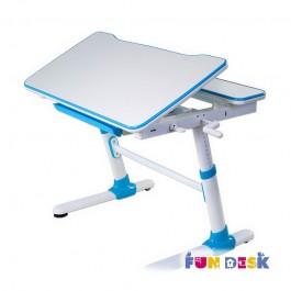 Dziecięce biurko z regulacją Carezza