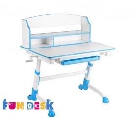 Ergonomiczne biurko dziecięce z nadstawką Volare II