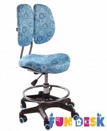Ortopedyczne krzesełko dziecięce z dwuczęściowym oparciem SST6