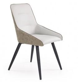 Krzesło tapicerowane ekoskórą K243