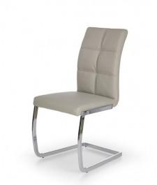 Krzesło tapicerowane ekoskórą K228