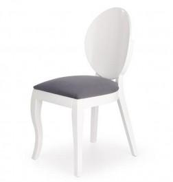 Krzesło z tapicerowanym siedziskiem Verdi
