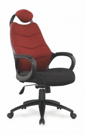 Krzesło z wysokim oparciem i regulacją wysokości Striker