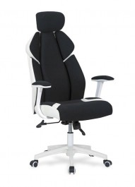 Obrotowy fotel z regulowanym zagłówkiem Chrono