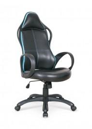 Elegancki fotel z ekoskóry Helix