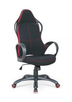 Kubełkowy fotel z ekoskóry Helix 2