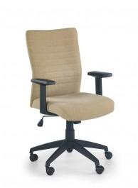 Wygodne krzesło tapicerowane tkaniną Limbo