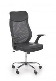 Fotel biurowy z oparciem z siatki Vetro