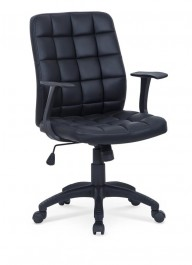 Wygodne pikowane krzesło pracownicze Fargo